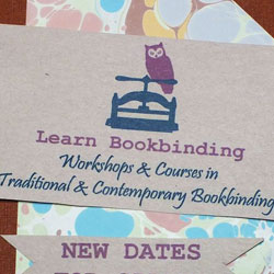Bookbinding Course Schedule
