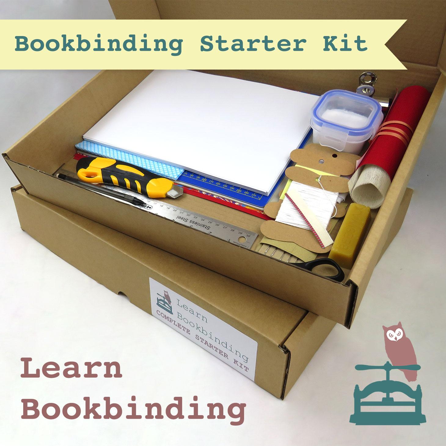 Bookbinding Kits & Refills